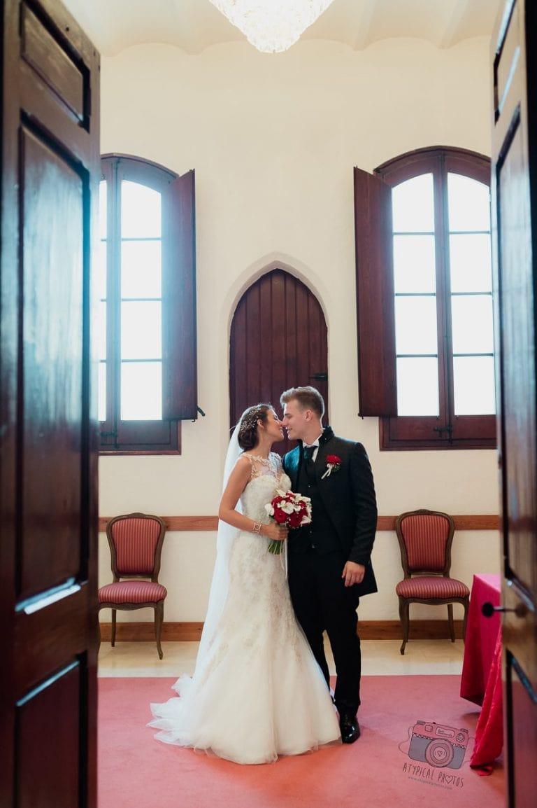 fotografos de bodas en sant boi de llobregat y barcelona