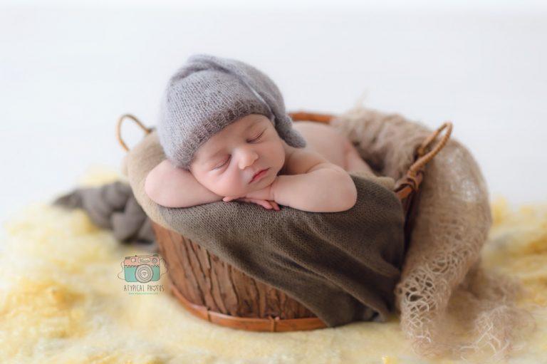 sesiones fotograficas newborn en barcelona