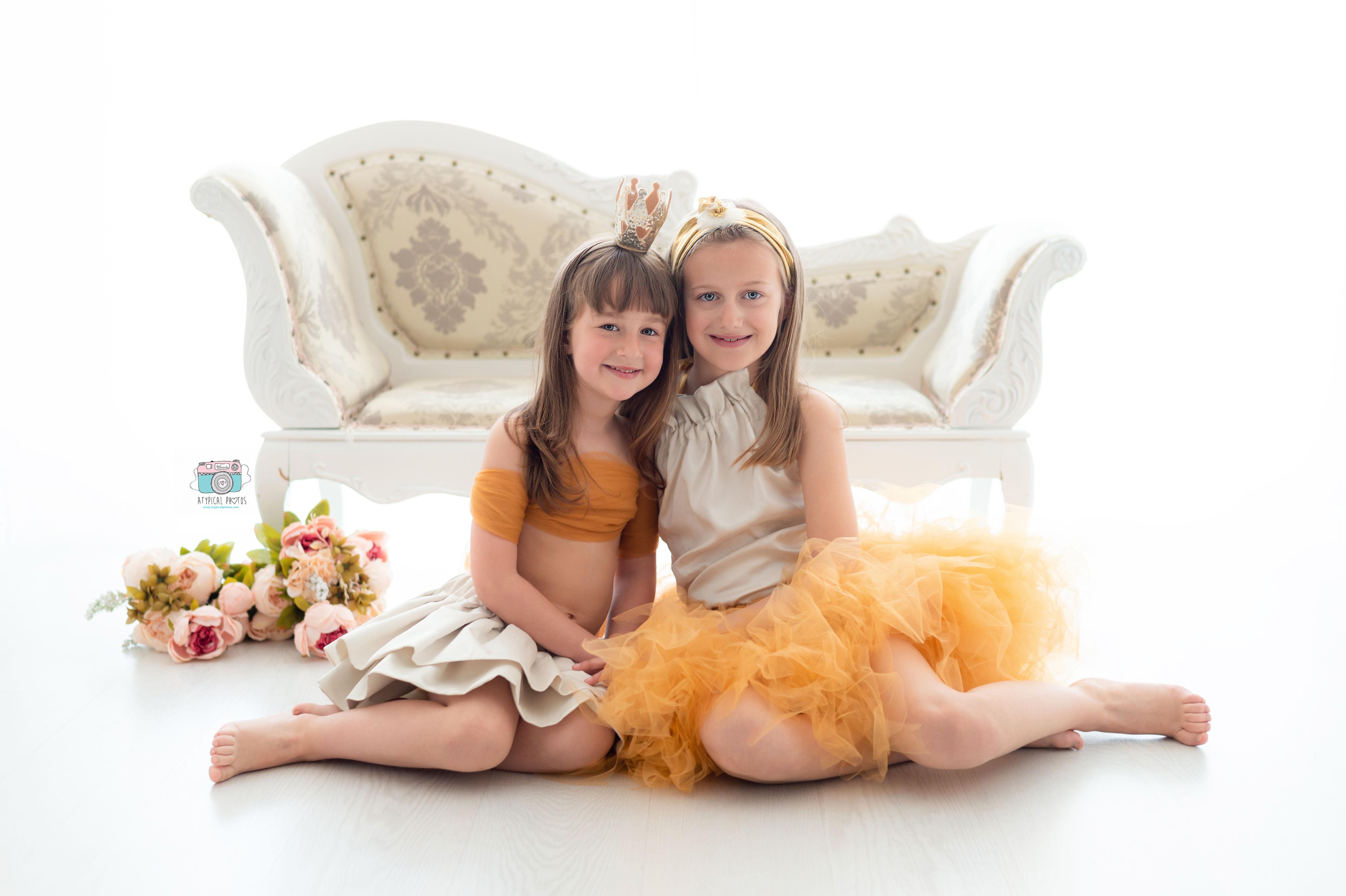 princesashermanas