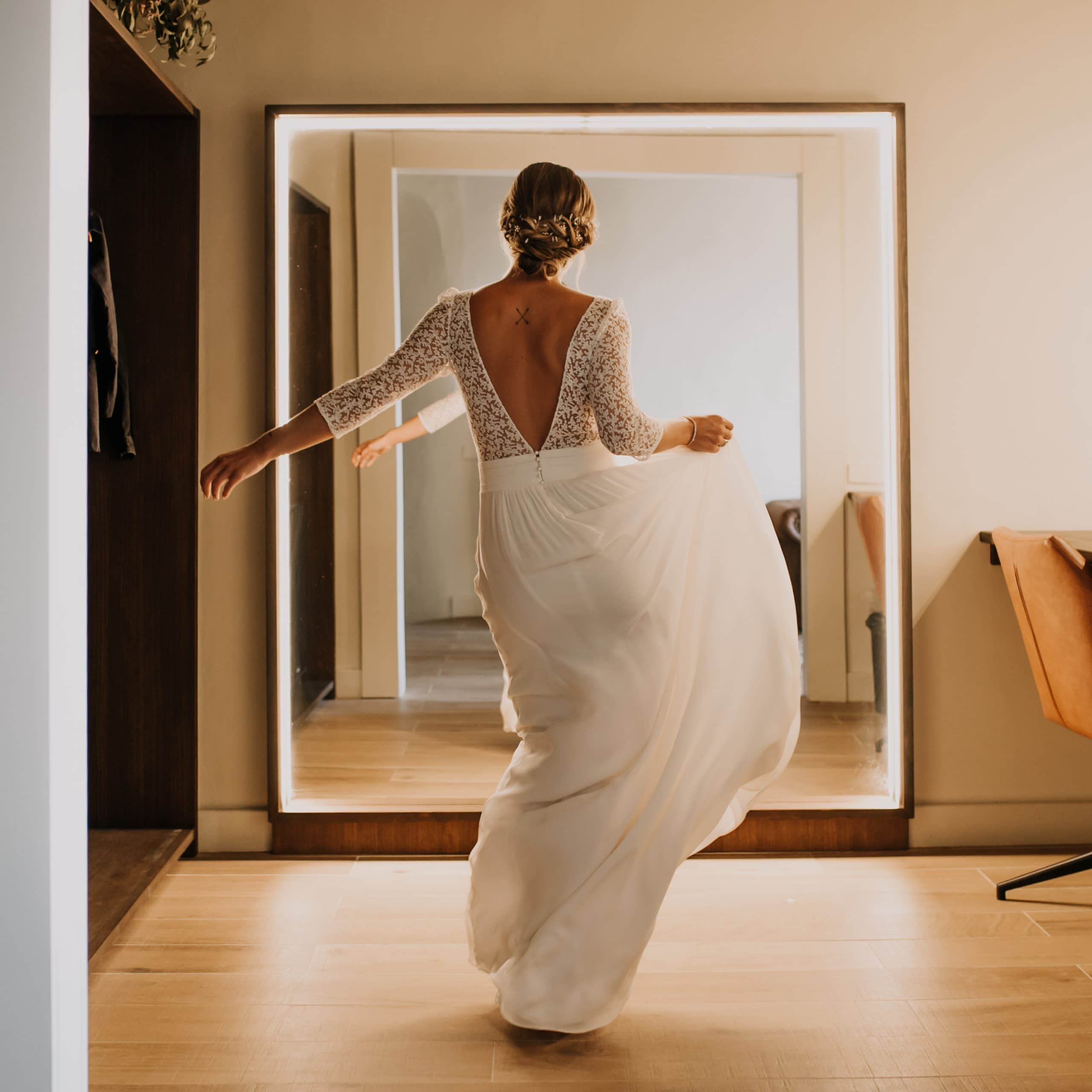 vestido novia barcelona
