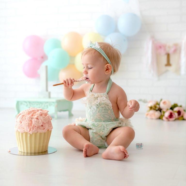 fotos pastel niños